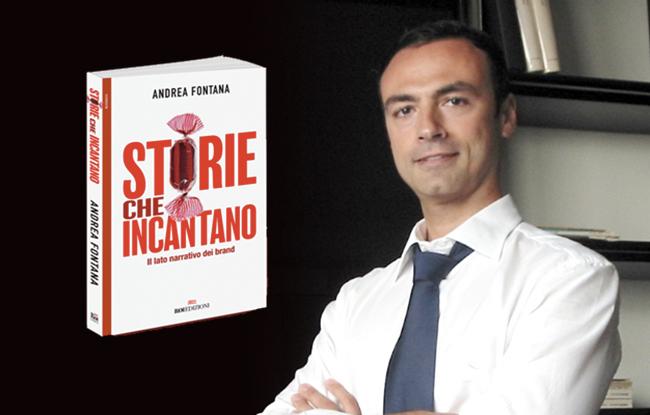 Andrea Fontana, Storie che Incantano