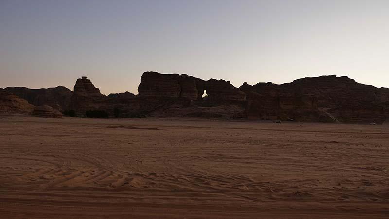 StarGate, la strada verso Al-Ula