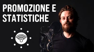 podcast promozione