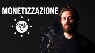 podcast monetizzazione